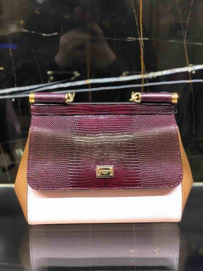 Сумки на плечо - Dolce & Gabbana для ЖЕНЩИН Medium Sicily онлайн на Kate&You - - K&Y1459