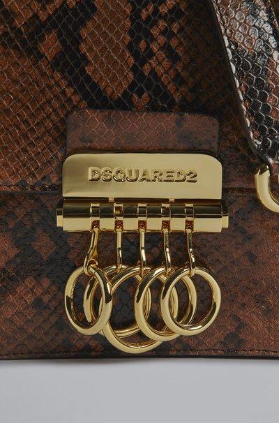 Dsquared2 - Borse a spalla per DONNA online su Kate&You - SDW0024177021685080 K&Y3239
