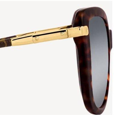 Louis Vuitton - Sunglasses - CHARLOTTE for WOMEN online on Kate&You - Z0629W K&Y11022