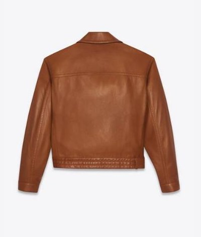 Yves Saint Laurent - Leather Jackets - for WOMEN online on Kate&You - 644265Y5OA22576 K&Y11691