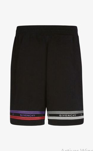 Givenchy - Shorts per UOMO online su Kate&You - BM50Q130AF-960 K&Y9005
