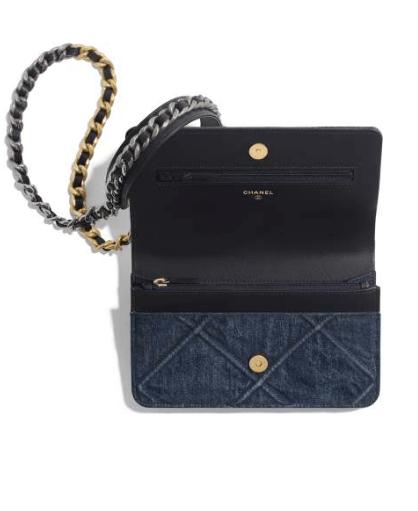 Кошельки и визитницы - Chanel для ЖЕНЩИН онлайн на Kate&You - AP0957 B02801 N6832 - K&Y8264