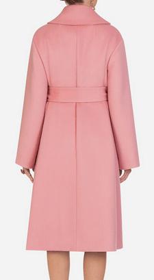 Dolce & Gabbana - Cappotto monopetto per DONNA online su Kate&You - K&Y9173
