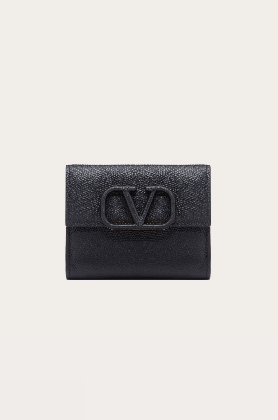 Valentino Garavani Portefeuilles & Pochettes PORTEFEUILLE VSLING COMPACT Kate&You-ID8567