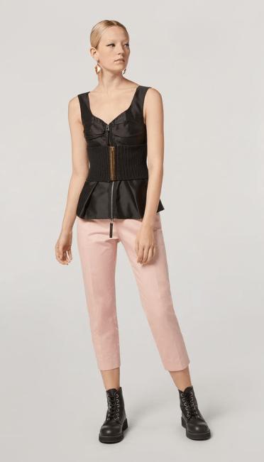 Marni - Pantaloni a vita alta per DONNA online su Kate&You - PAMAN15A03TCR2300C20 K&Y7656
