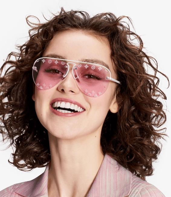 Louis Vuitton - Lunettes de soleil pour FEMME online sur Kate&You - Z1330W K&Y8294