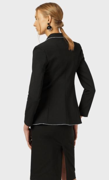 Emporio Armani - Blazers pour FEMME online sur Kate&You - 3H2G662NYSZ10999 K&Y8238