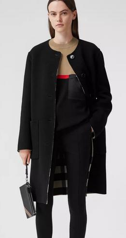 Burberry - Manteaux Croisés & Duffle-Coat pour FEMME online sur Kate&You - 80345151 K&Y9546