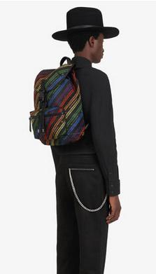 Givenchy - Zaini & Marsupi per UOMO online su Kate&You - BK500MK104-001 K&Y9139