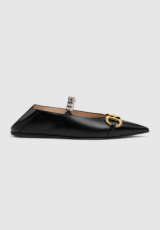 Gucci Ballerina Shoes Kate&You-ID9134
