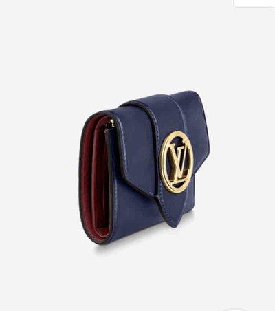 Louis Vuitton - Portafogli per DONNA COMPACT LV PONT 9 online su Kate&You - M69175 K&Y9724