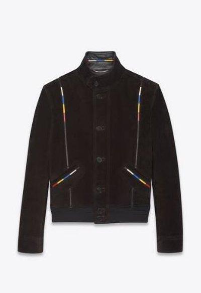 Yves Saint Laurent Кожаные куртки Kate&You-ID11659