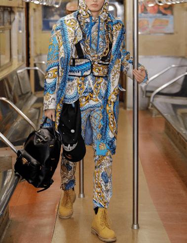 Рюкзаки и поясные сумки - Moschino для МУЖЧИН онлайн на Kate&You - - K&Y10141