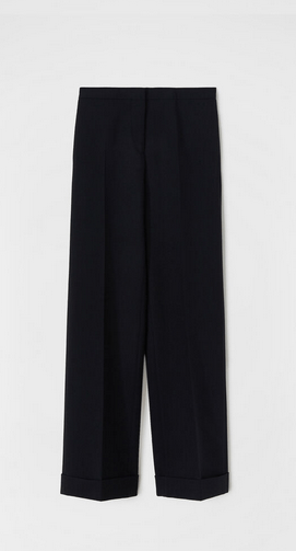 Jil Sander Slim-Fit Trousers Kate&You-ID9551