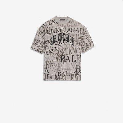 Balenciaga T-Shirts & Vests Kate&You-ID2361