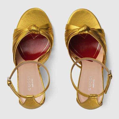 Gucci - Escarpins pour FEMME online sur Kate&You - 577225 B8B00 8106 K&Y2055