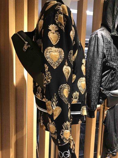 Dolce & Gabbana - Vestes pour HOMME Imprimé cœur sacré online sur Kate&You - Imprimé cœur sacré K&Y1729