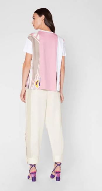 Emilio Pucci - Pantalons Droits pour FEMME online sur Kate&You - 0HRT200H679090 K&Y8155