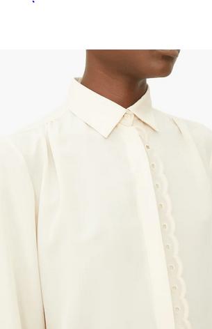 Рубашки - Chloé для ЖЕНЩИН онлайн на Kate&You - - K&Y8496
