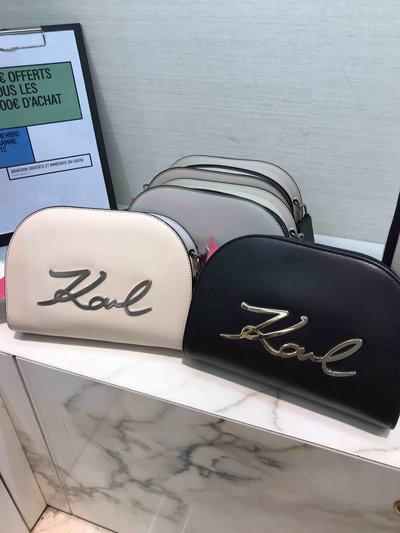 Karl Lagerfeld - Mini Sacs pour FEMME K Signature Big online sur Kate&You - K&Y1402