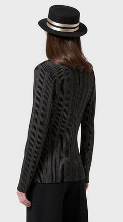 Giorgio Armani - Vestes Ajustées pour FEMME online sur Kate&You - 6HAG09AM30Z1FC99 K&Y9369