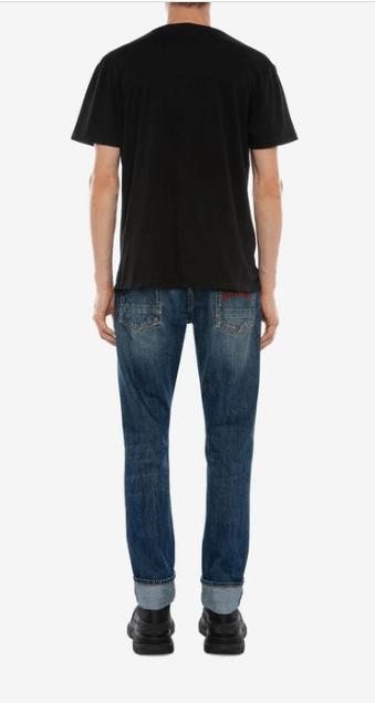 Alexander McQueen - T-Shirts & Débardeurs pour HOMME online sur Kate&You - 595650QOZ600901 K&Y7759