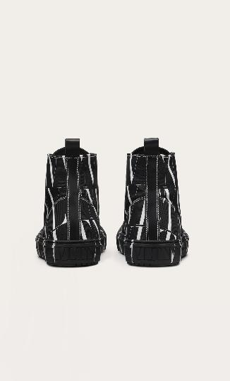 Valentino Garavani - Baskets pour HOMME SNEAKERS MONTANTES GIGGIES VLTN TIMES EN TISSU online sur Kate&You - UY0S0D51JKY0NI K&Y8556