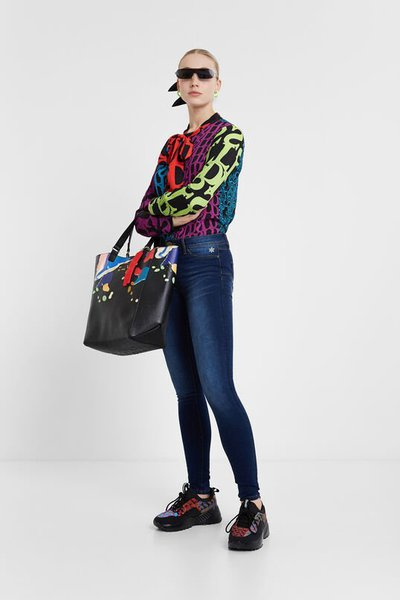 Desigual Skinny jeans Kate&You-ID2123