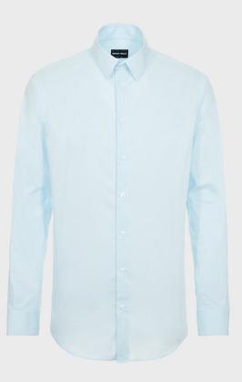 Рубашки - Giorgio Armani для МУЖЧИН Chemise classique онлайн на Kate&You - 8CGCCZ97TZ0661U9T6 - K&Y8366