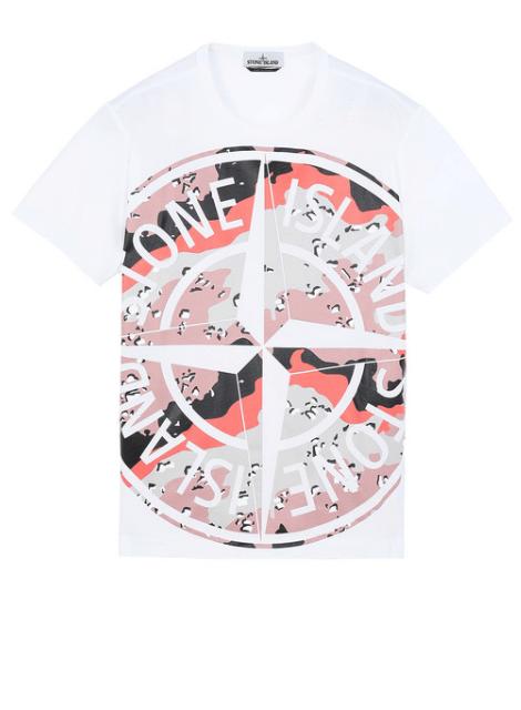 Stone Island T-Shirts & Vests Kate&You-ID8089