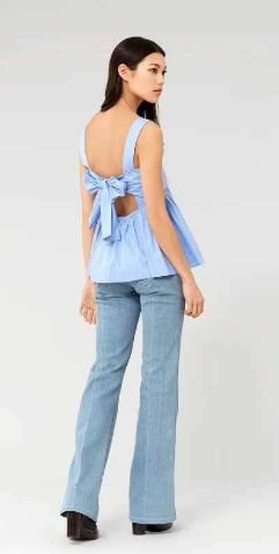 Chloé - Vests & Tank Tops - TOP SANS MANCHES for WOMEN online on Kate&You - CHC21AHT6704449N K&Y11178