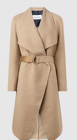 Calvin Klein - Single Breasted Coats - for WOMEN online on Kate&You - K20K202322 K&Y9417