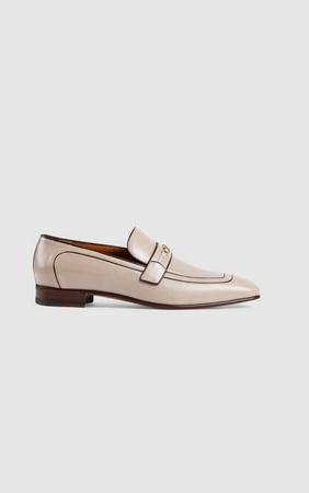 Gucci Loafers Mocassins avec détail Mors pour homme Kate&You-ID8385