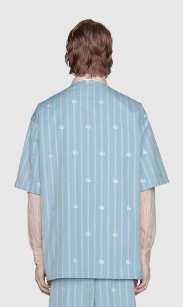 Gucci - Chemises pour HOMME online sur Kate&You - 618919 ZAEQH 4234 K&Y8187