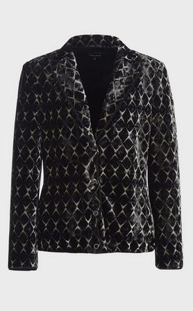 Giorgio Armani Fitted Jackets Kate&You-ID9362