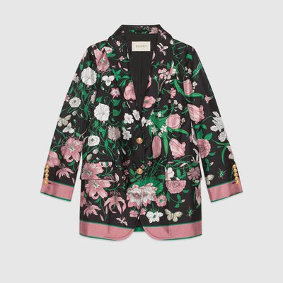 Gucci Fitted Jackets Kate&You-ID2330