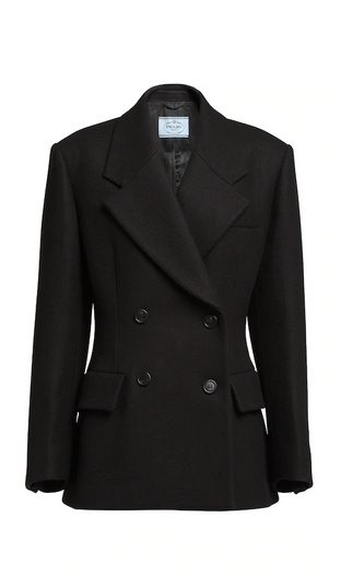 Prada Double Breasted & Peacoats Kate&You-ID9898