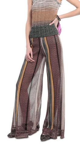 Missoni Palazzo Trousers Kate&You-ID9992