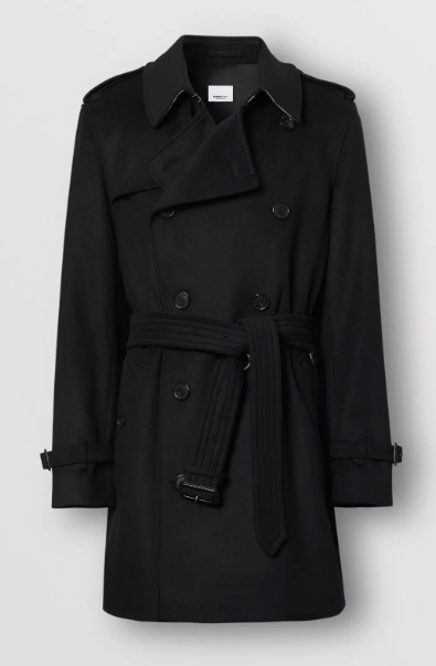 Burberry Single-Breasted Coats Kate&You-ID10591