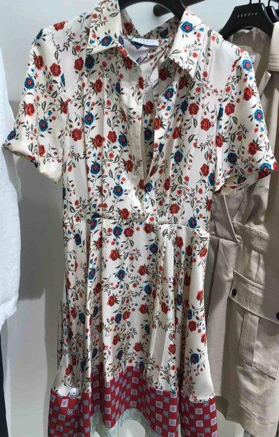 Короткие платья - Sandro для ЖЕНЩИН aeyon онлайн на Kate&You - R20634E - K&Y1349