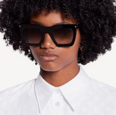 Louis Vuitton - Sunglasses - GRANDE BELLEZZA for WOMEN online on Kate&You - Z1217W K&Y10941