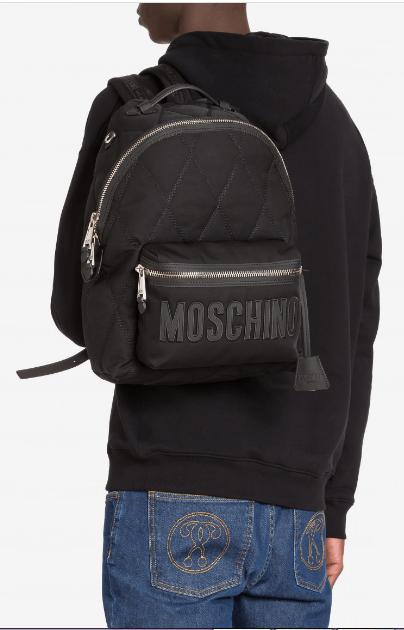 Moschino - Zaini & Marsupi per UOMO online su Kate&You - 192Z1A760382011555 K&Y5570