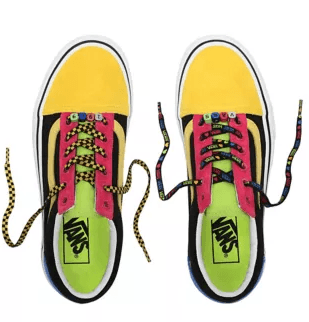 Vans - Baskets pour FEMME VANS BEADS OLD SKOOL PLATFORM online sur Kate&You - VN0A3B3U21X K&Y8357