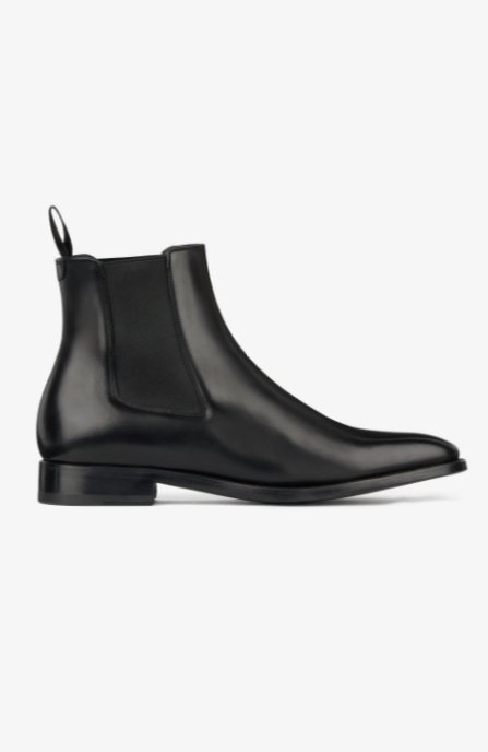Givenchy Boots CHELSEA BOOTS EN CUIR BOX Kate&You-ID8616