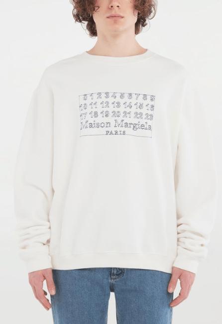 Maison Margiela - Felpe per UOMO online su Kate&You - S30GU0116S25451101 K&Y7585