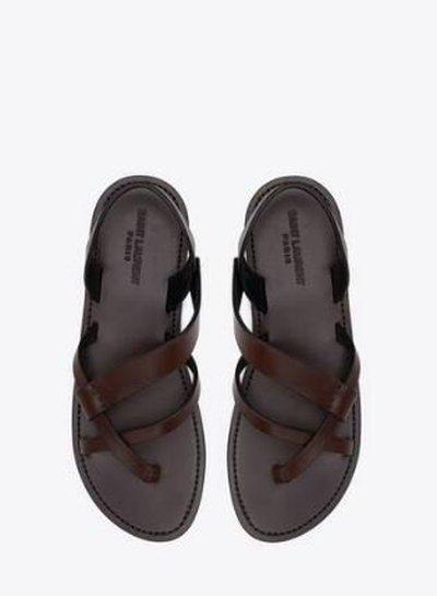 Yves Saint Laurent - Sandals - MATT for MEN online on Kate&You - 649009DWE006023 K&Y11519