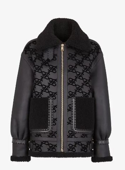 Fendi Leather Jackets Kate&You-ID12580