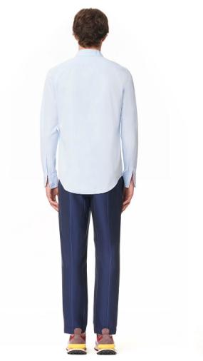Lanvin - Chemises pour HOMME CHEMISE AJUSTÉE online sur Kate&You - RM-SI0331-S005-A2001 K&Y8527