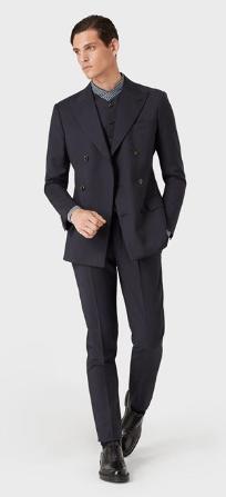 Giorgio Armani - Suit Jackets - for MEN online on Kate&You - 0WGAV01YT020R1UBUV K&Y9802