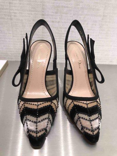 Dior - Pumps per DONNA Escarpin slingback Sweet-D online su Kate&You - KCP570CES K&Y1536